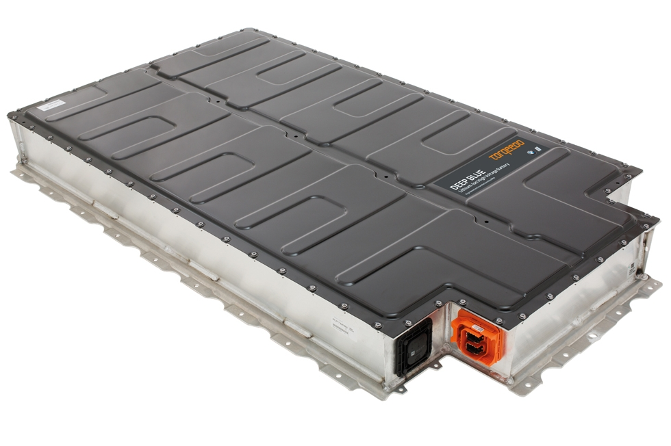 High-Voltage Battery