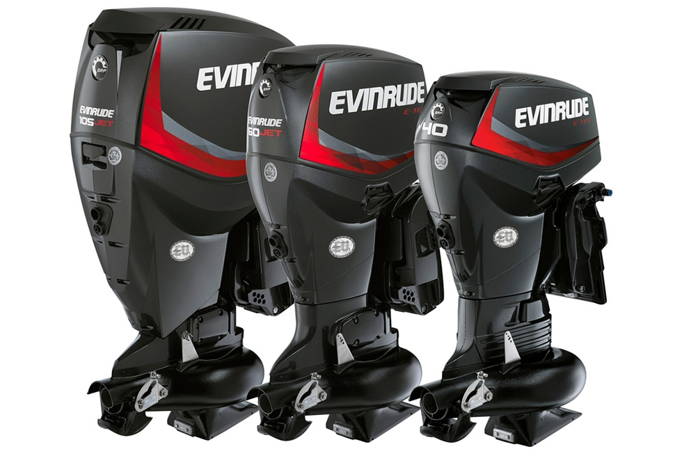 Evinrude Outboard Jet - Jet Specifications and Photos